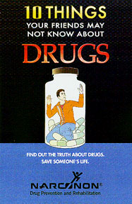 10 things your friends may not know about drugs